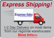 Express Shipping: 1-2 Day Delivery. Click for More Info.