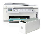 Iris CIS, HP #02 Photosmart Continuous Ink System
