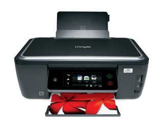 Lexmark Interact S605 Wireless Inkjet Printer