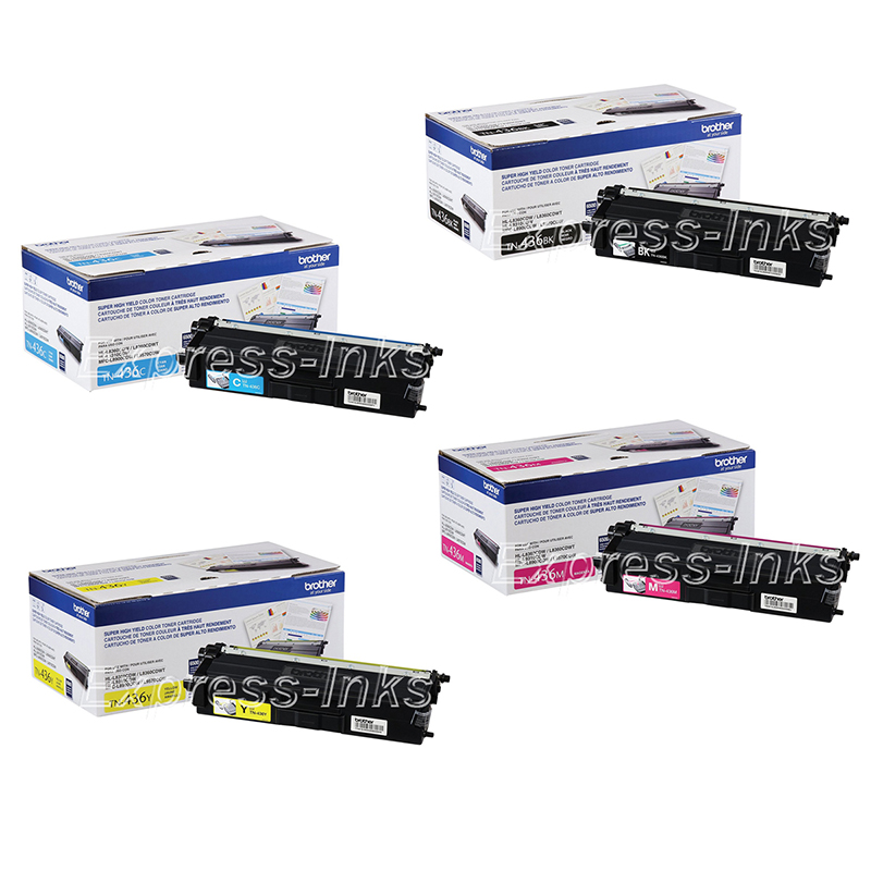 Brother TN436 Toner Cartridges