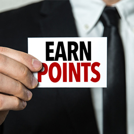 MyRewards Points Program